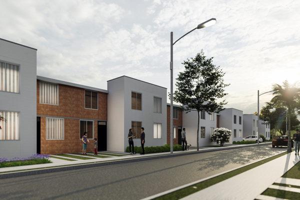 Urbanizacion Nogales 4